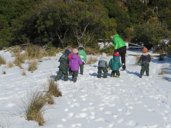Kinderen Daycare Centre Mountain Trip