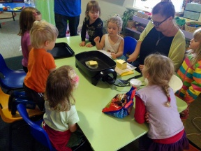 Kinderen Daycare Centre Cirriculum